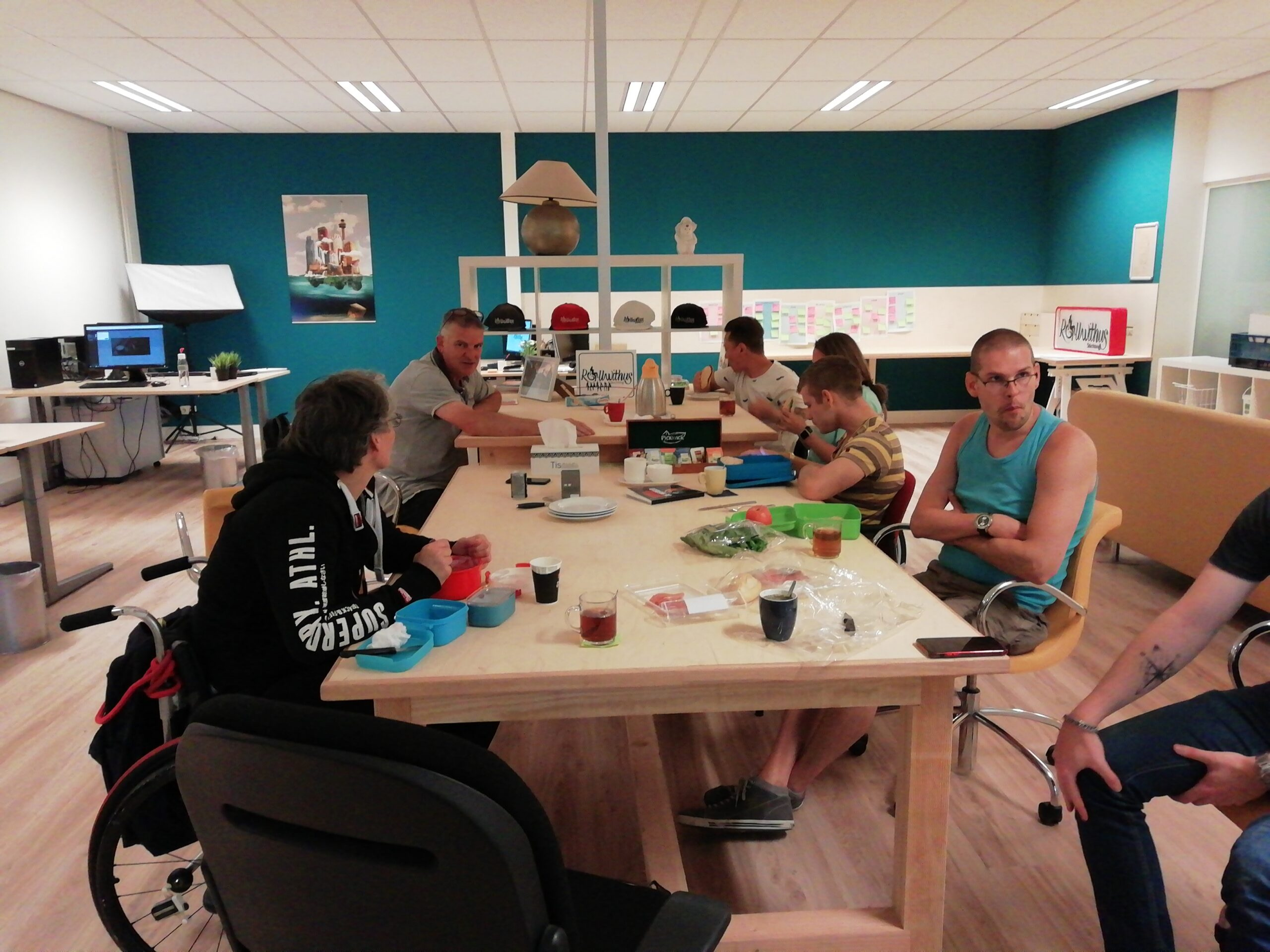 COVID-19 : Thuis werken